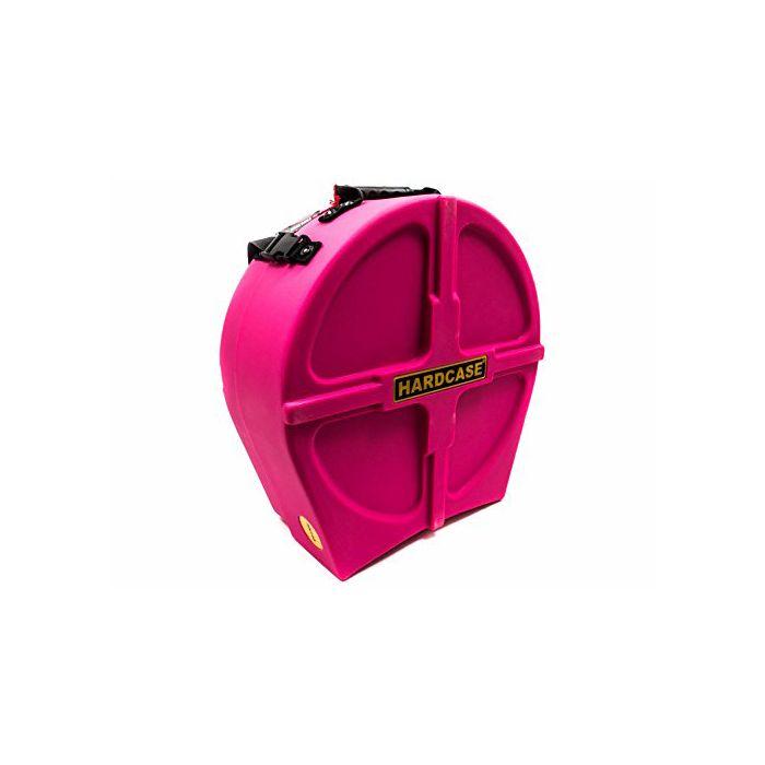 """Hardcase Pink 14"""" Snare Case"""