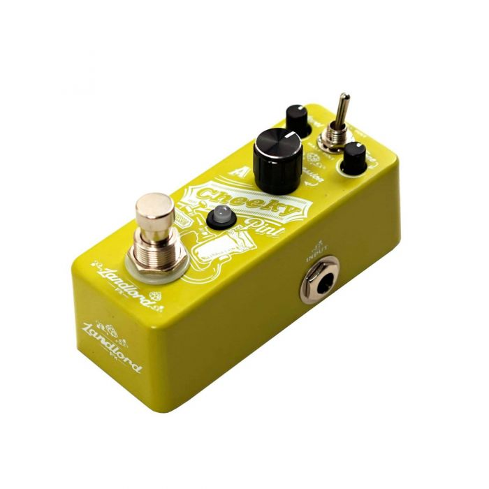 Landlord FX A Cheeky Pint Optical Compressor Pedal Right Side