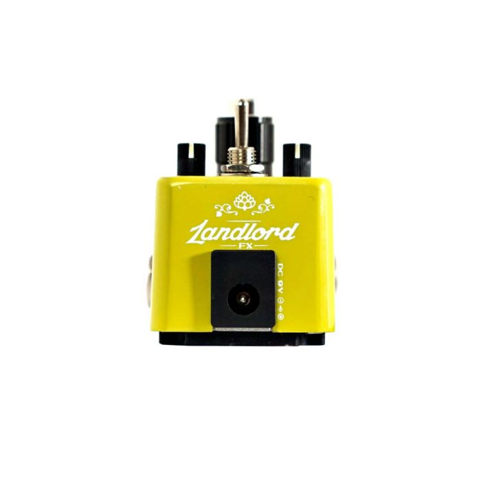 Landlord FX A Cheeky Pint Optical Compressor Pedal Rear