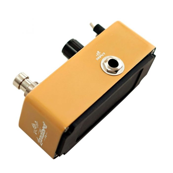 Landlord FX Amber Nectar Overdrive Pedal Right Side