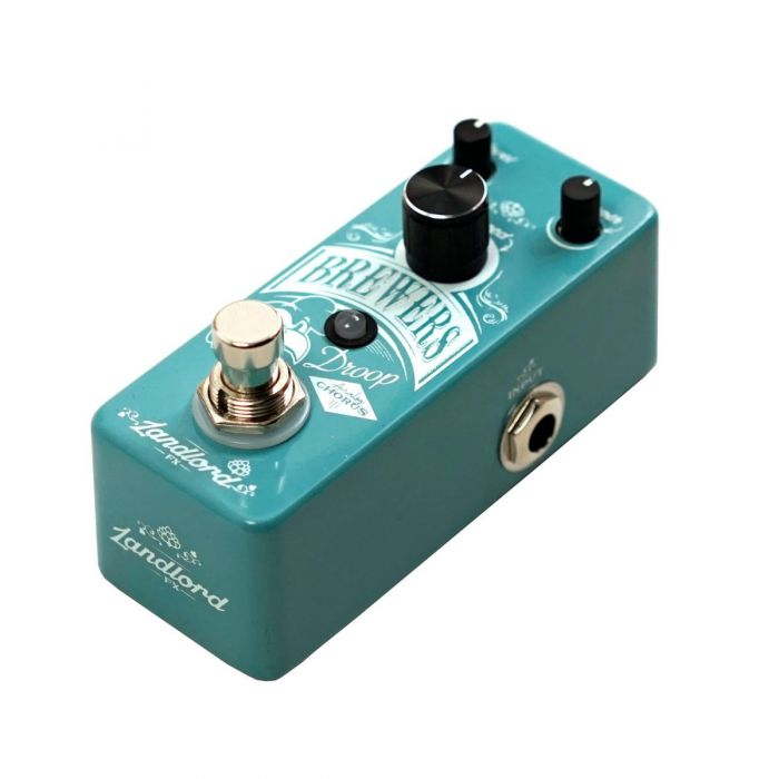 Landlord FX Brewer's Droop Analogue Chorus Pedal Right Side