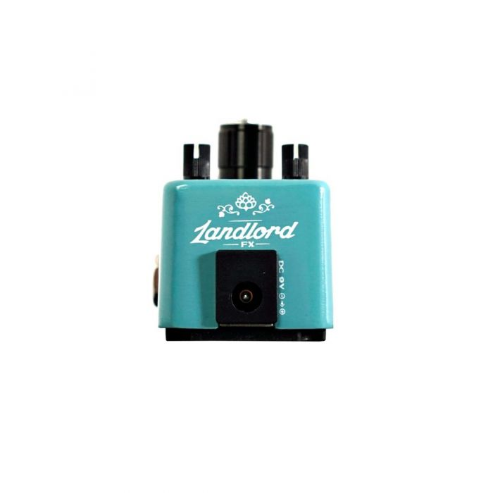 Landlord FX Brewer's Droop Analogue Chorus Pedal Rear