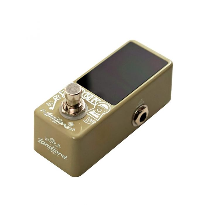 Landlord FX Lock In Tuner Pedal Right Side
