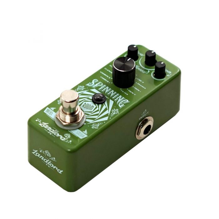 Landlord FX Spinning Room Modulation Pedal Right Side