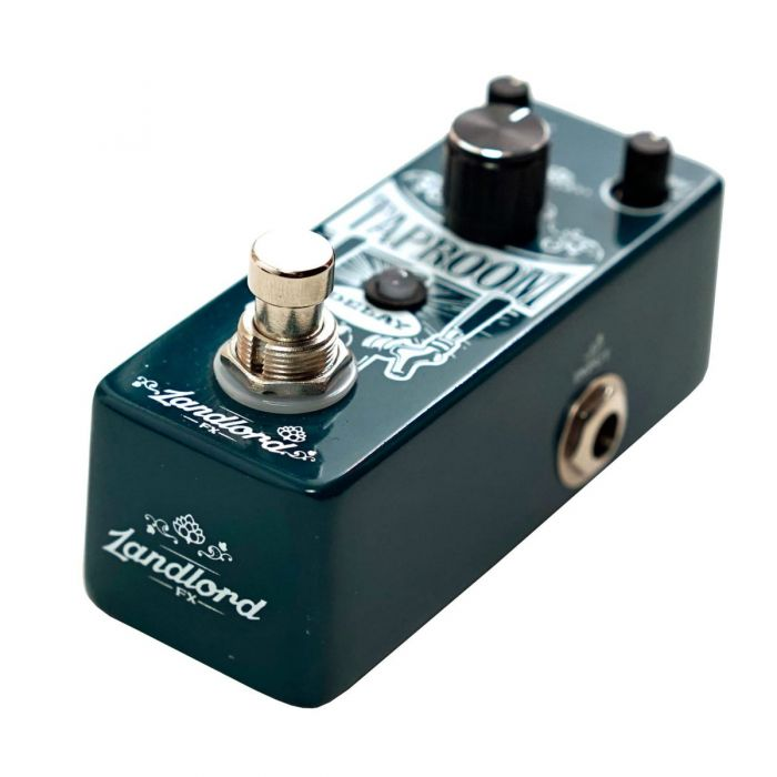 Landlord FX Taproom Delay Pedal Right Side