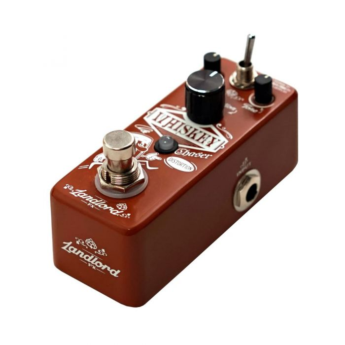 Landlord FX Whiskey Chaser Distortion Pedal Right Side