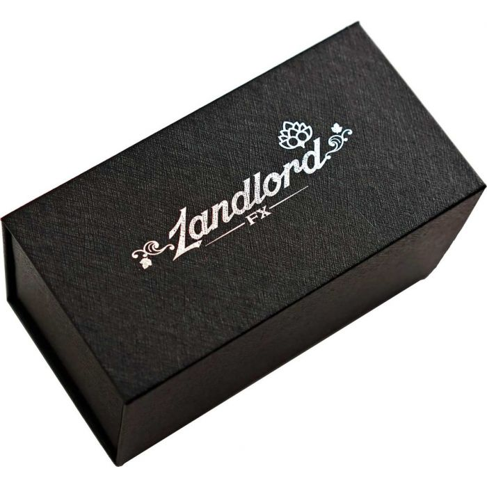 Landlord FX Whiskey Chaser Distortion Pedal Box