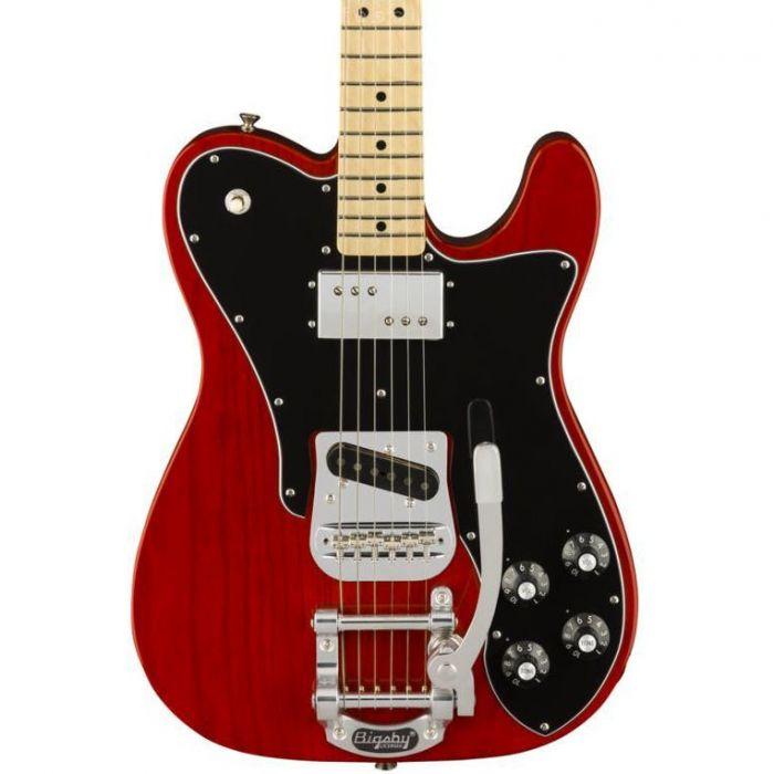 Fender LTD 72 Telecaster Custom MN Bigsby Sunset Orange