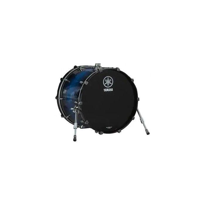 Yamaha Live Custom Hybris Oak 22x16 Bass Drum in Ice Sunburst