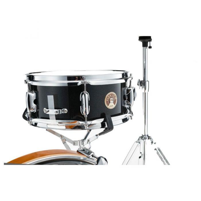 Tama Club Jam Mini Drum Kit in Charcoal Mist Snare Drum