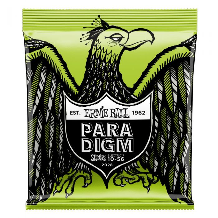 Ernie Ball PARADIGM Regular Slinky 7-String Electric Guitar Strings