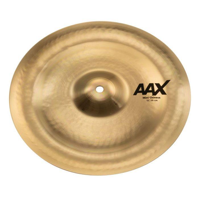 """Sabian AAX 12"""" Mini China Cymbal Brilliant"""
