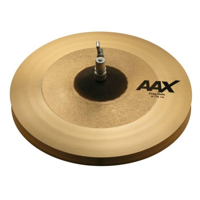 """Sabian AAX 14"""" Freq Hi-Hats"""