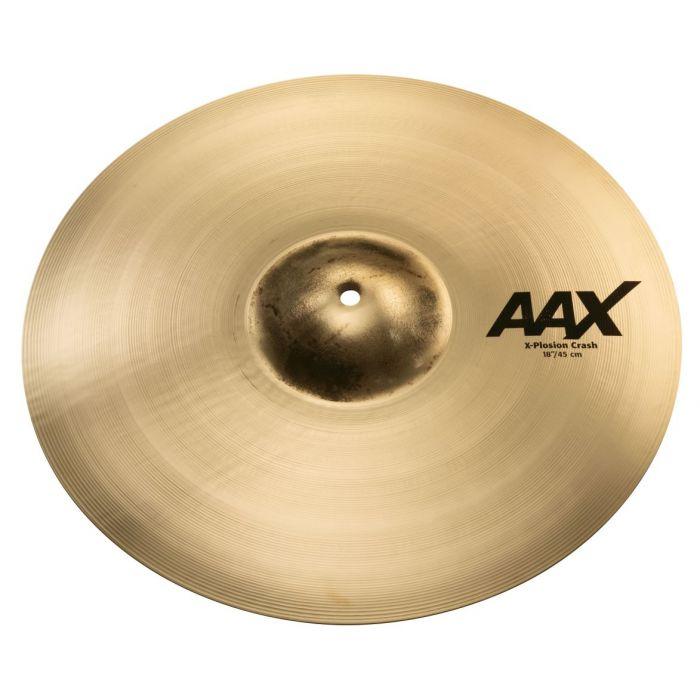 """Sabian AAX 18"""" X-Plosion Crash Cymbal"""