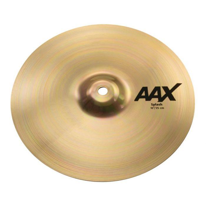 """Sabian AAX 10"""" Splash Cymbal Brilliant"""
