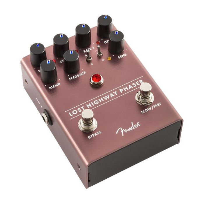Fender Lost Highway Phaser Pedal Angle