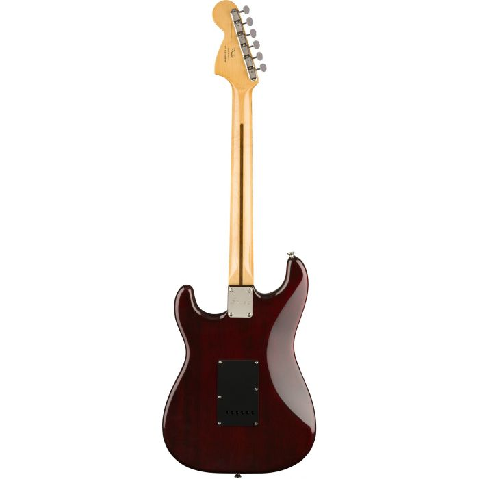 Squier Classic Vibe 70s Stratocaster HSS Walnut Back