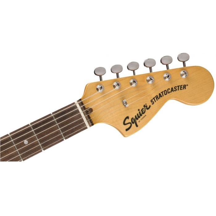 Squier Classic Vibe 70s Stratocaster HSS Walnut Headstock