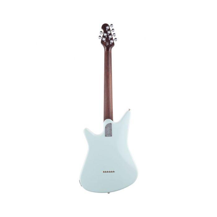 Music Man Albert Lee HH STD Powder Blue Electric Guitar