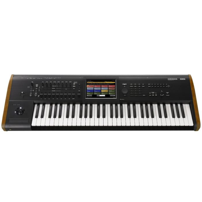 Korg Kronos 2 61 Keyboard