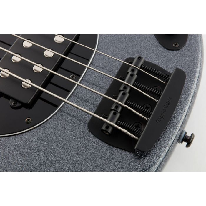 Music Man StingRay Special Charcoal Sparkle Electric Bass