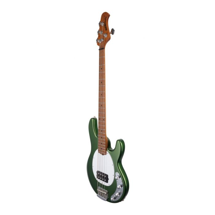 Music Man StingRay Special Charging Green Electric Bass
