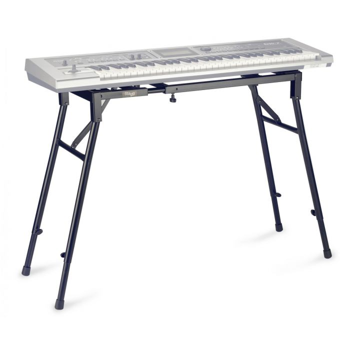 Affordable Keyboard Stand Holding A Keyboard