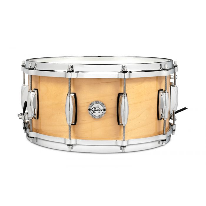 "Gretsch Full Range Maple 14 x 6.5"" Snare Drum"