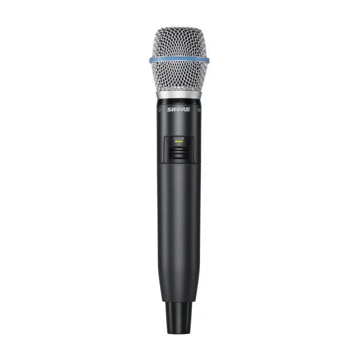 Shure Beta 87A Wireless Microphone with GLXD2 Wireless Transmitter