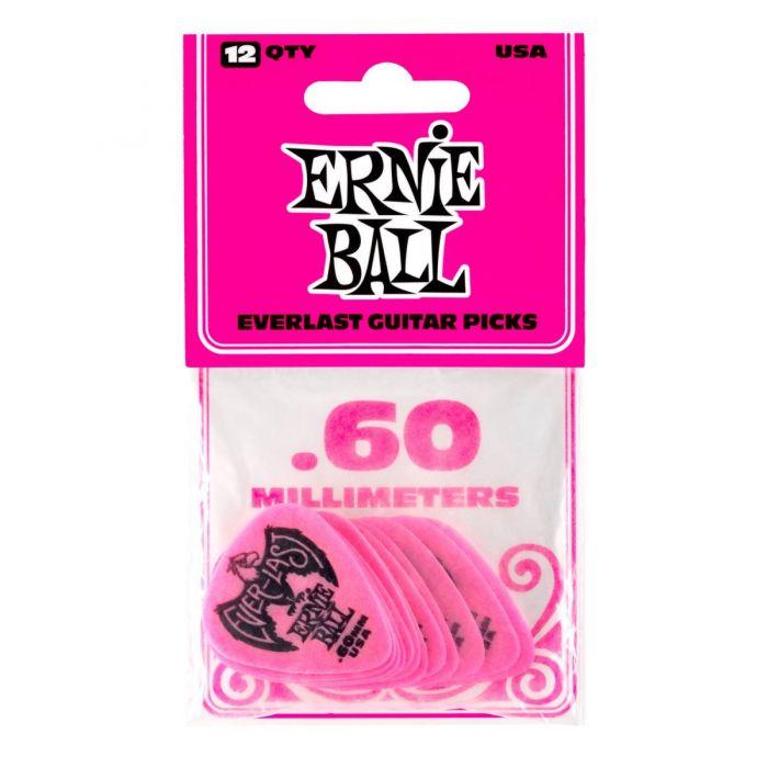 Full Pack of Ernie Ball P09179 Guitar Picks