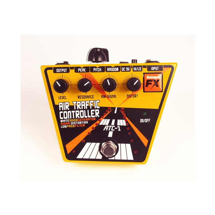 Full frontal view of a Ranger FX Air Traffic Controller pedal