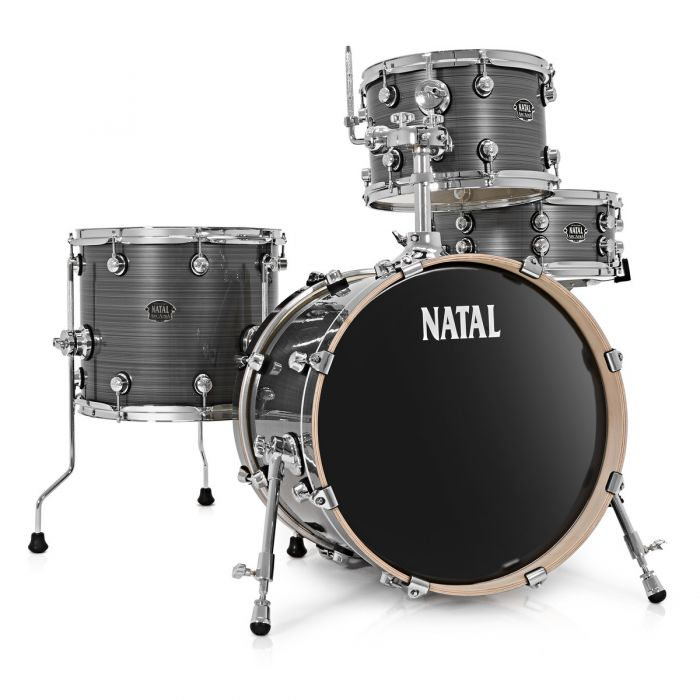 Natal Arcadia Birch Jazz Kit in Grey Strata