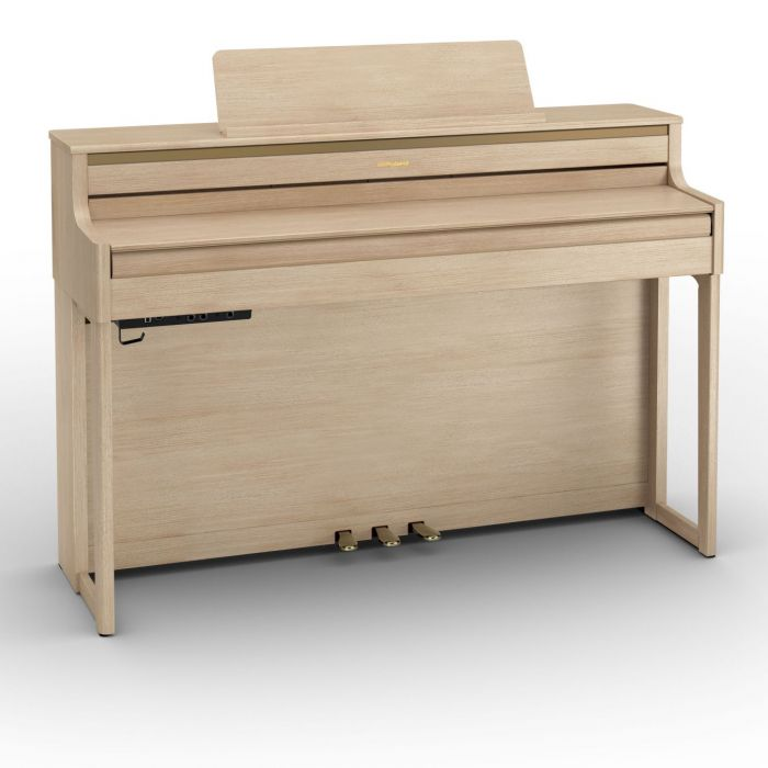 Roland HP704-LA Piano with Closed Lid