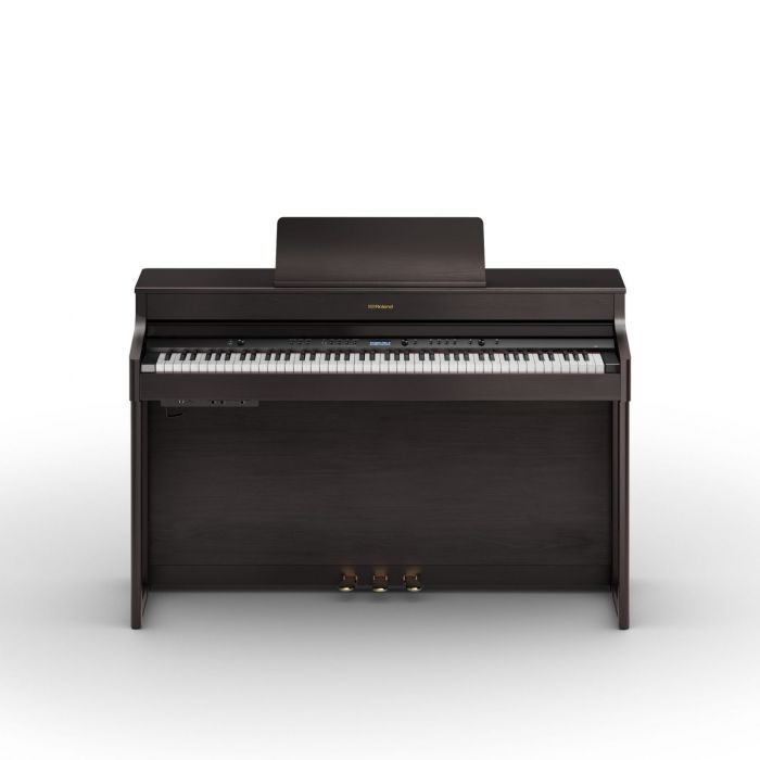 Front of Roland HP702 Digital Piano