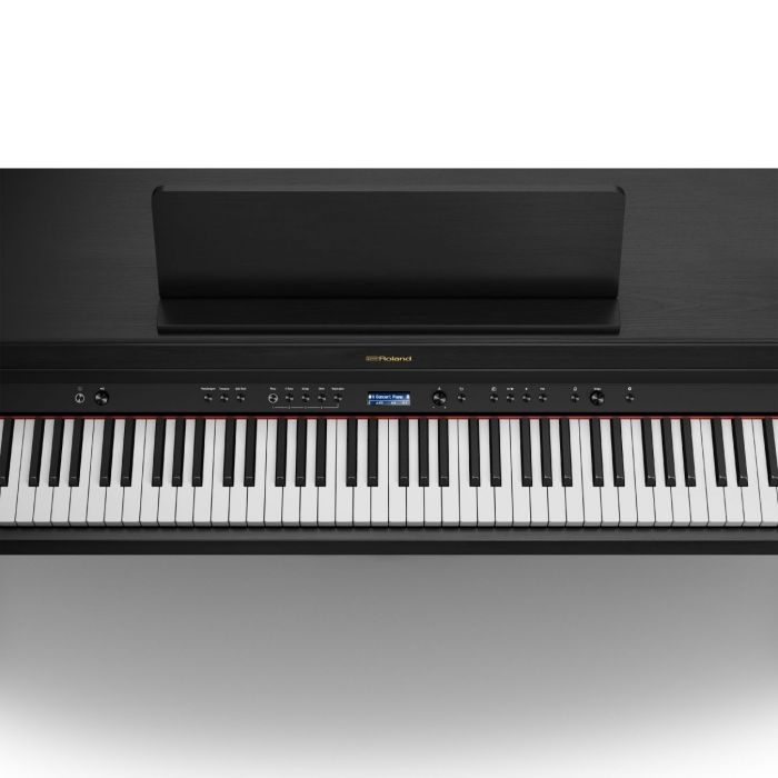 Top of Roland Piano