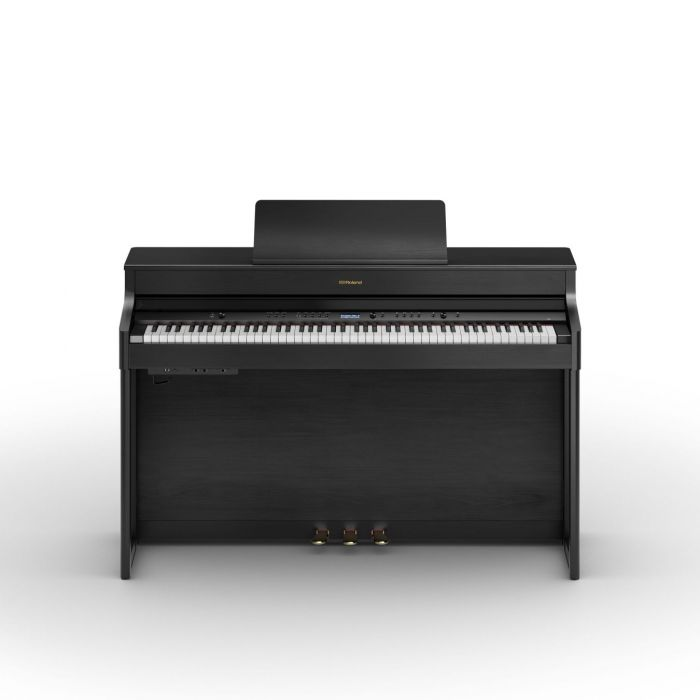 Front View of Roland Piano