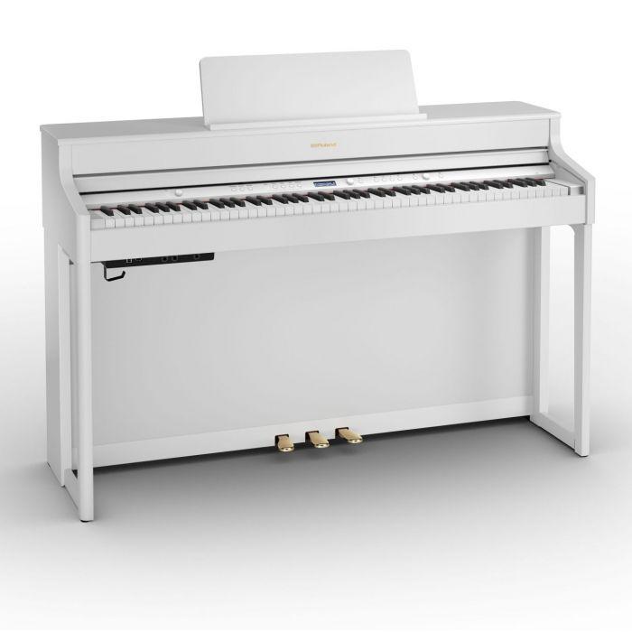 Roland HP702 Piano White