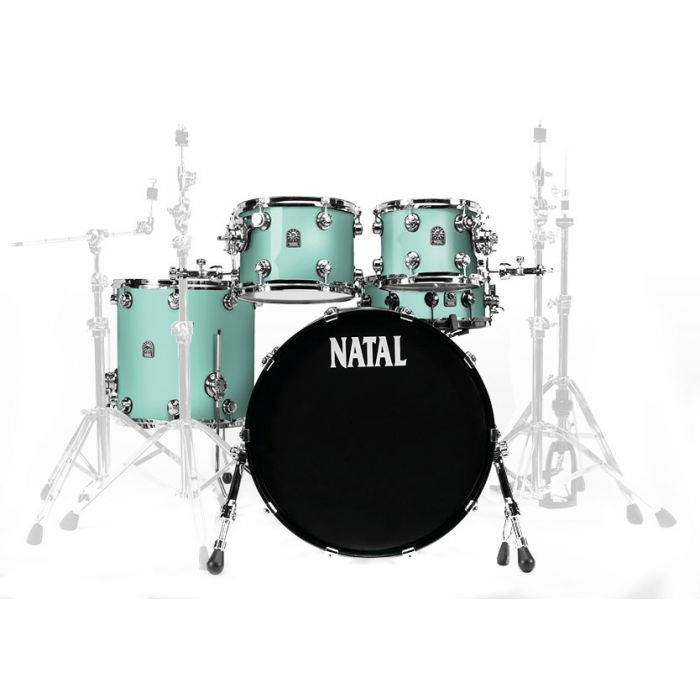 Natal Cafe Racer UF22 Shell Pack in Sea Foam Green