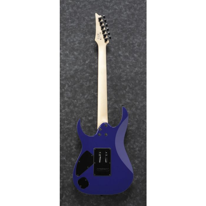 Ibanez GRGA120QA Electric Guitar Transparent Blue Burst Back