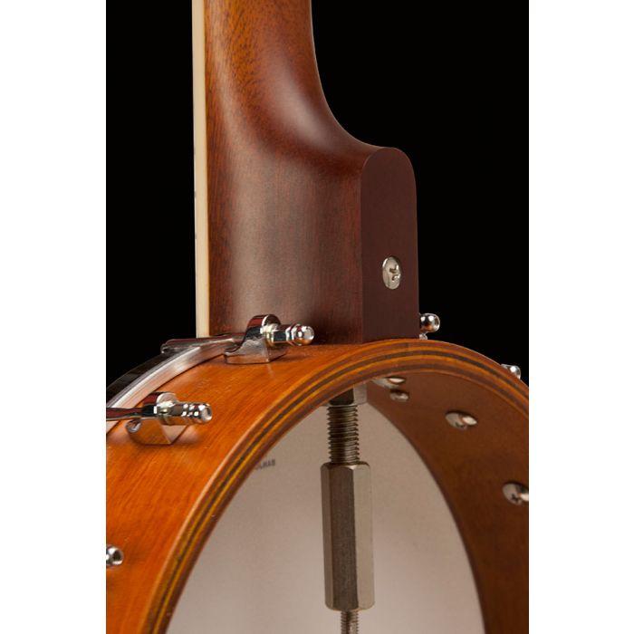 Washburn Americana B7 Banjo Mahogany Ring