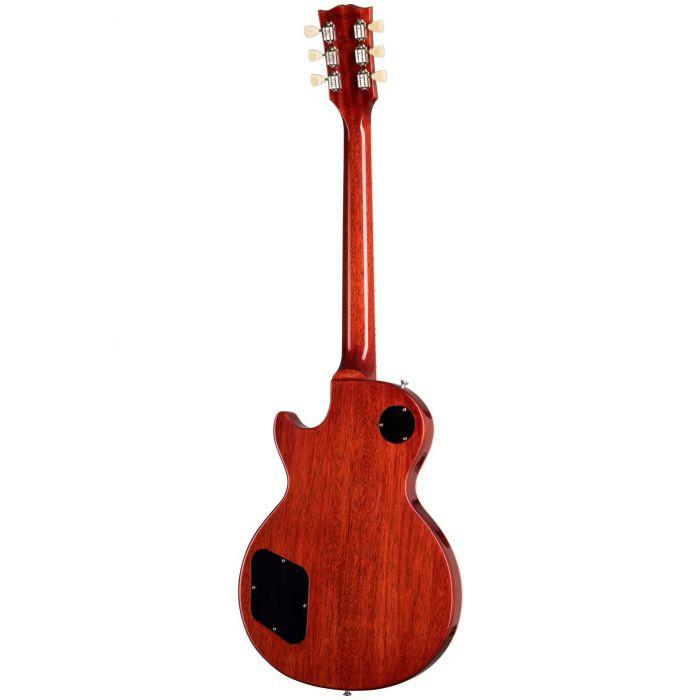Full rear view of a Gibson Les Paul Standard 50s Heritage Cherry Sunburst guitar