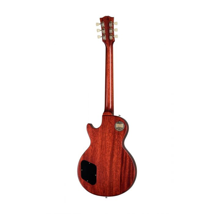 Gibson 1958 Les Paul Standard Reissue VOS Bourbon Burst Back
