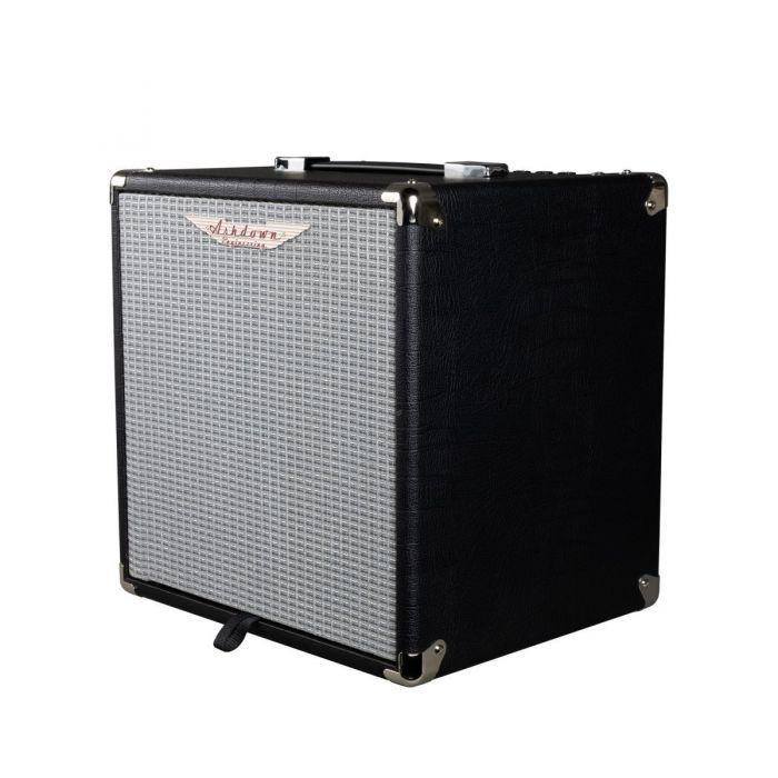 Front right angled view of a 50 Watt Ashdown Studio 10 bass amplifier