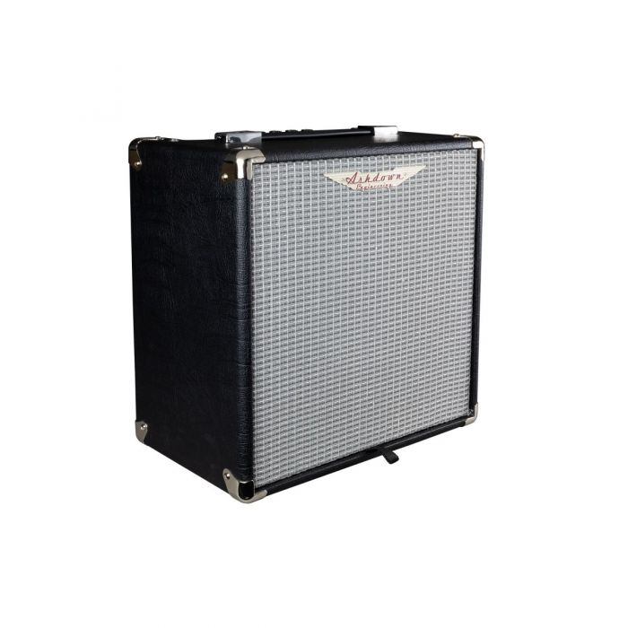 Front left angled view of an Ashdown Studio-8 bass amplifier