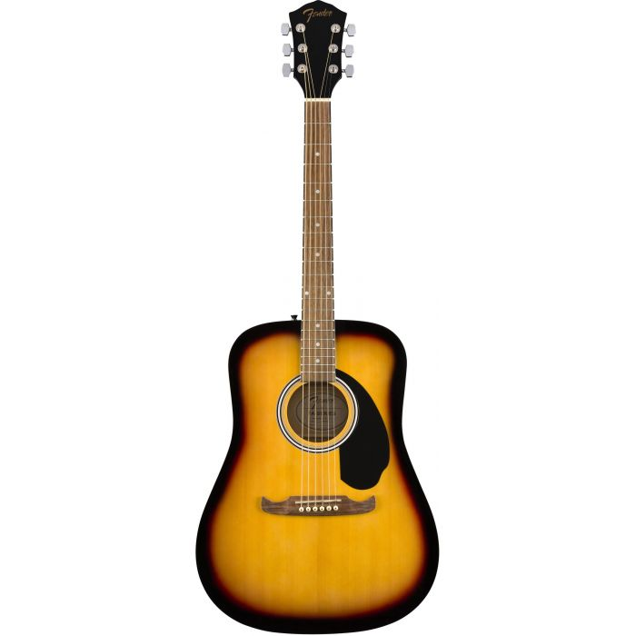 Fender FA-125 Dreadnought Walnut Acoustic Guitar Sunburst