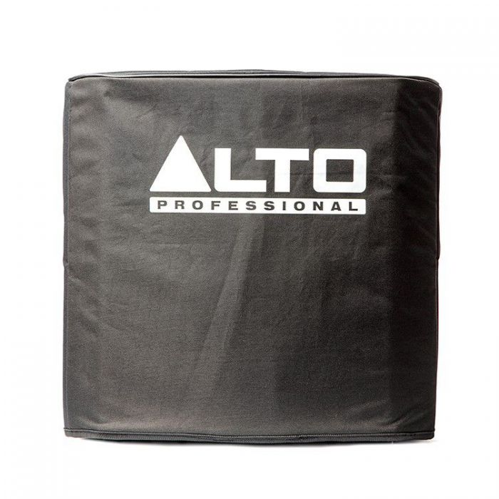 A Frontal View of the Alto TS312S Cover