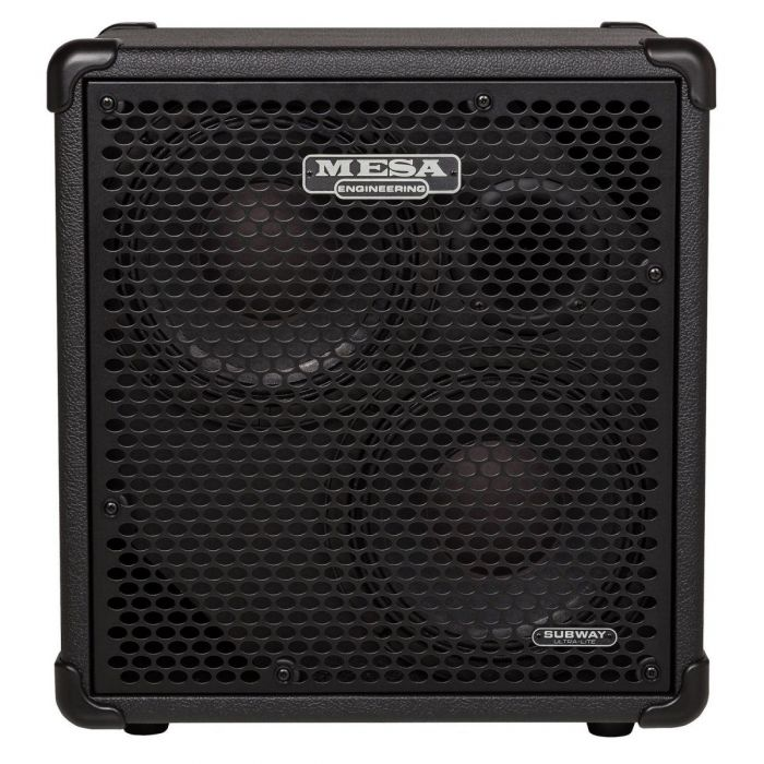 Full frontal image of a Mesa Boogie Subway Ultra-Lite 2 x10 Bass Cab