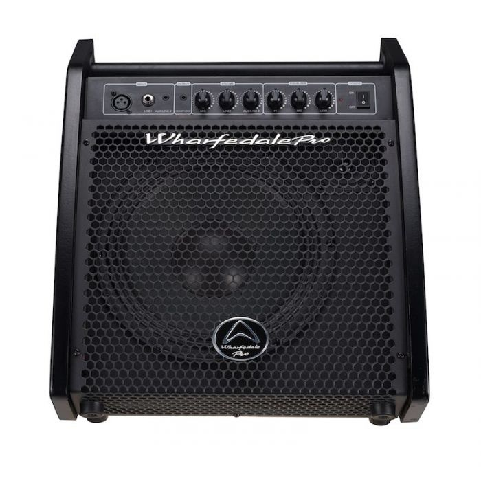 Front View of the PDM-100 Electronic Drum Monitor