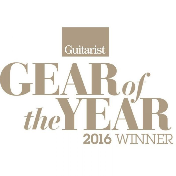 Guitarist Gear of the Year 2016 Logo