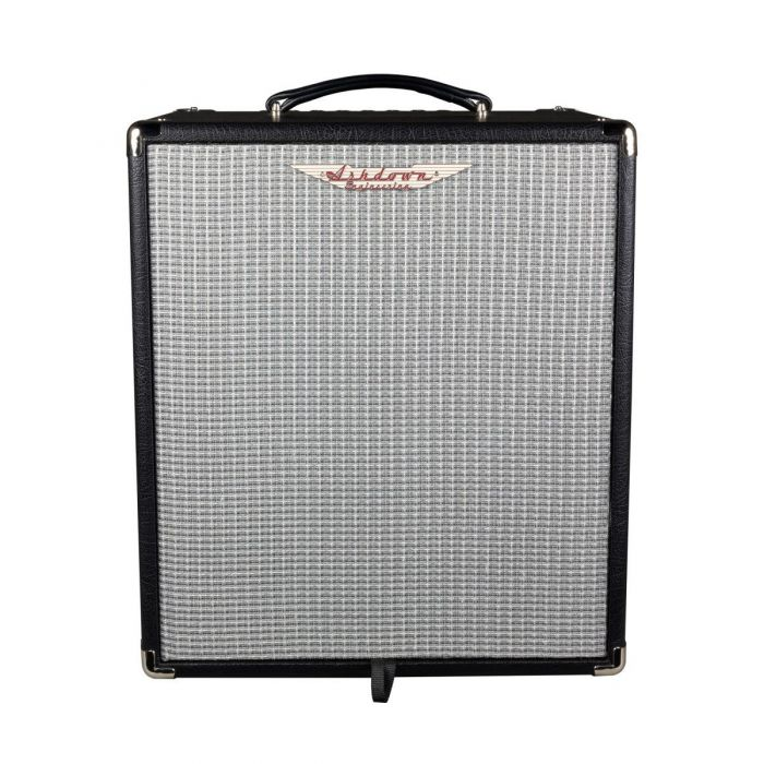 Front grille view of an Ashdown STUDIO-12 Super lightweight 110w Bass Combo Amp